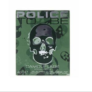 🆕POLICE TO BE CAMOUFLAGE Special Edition